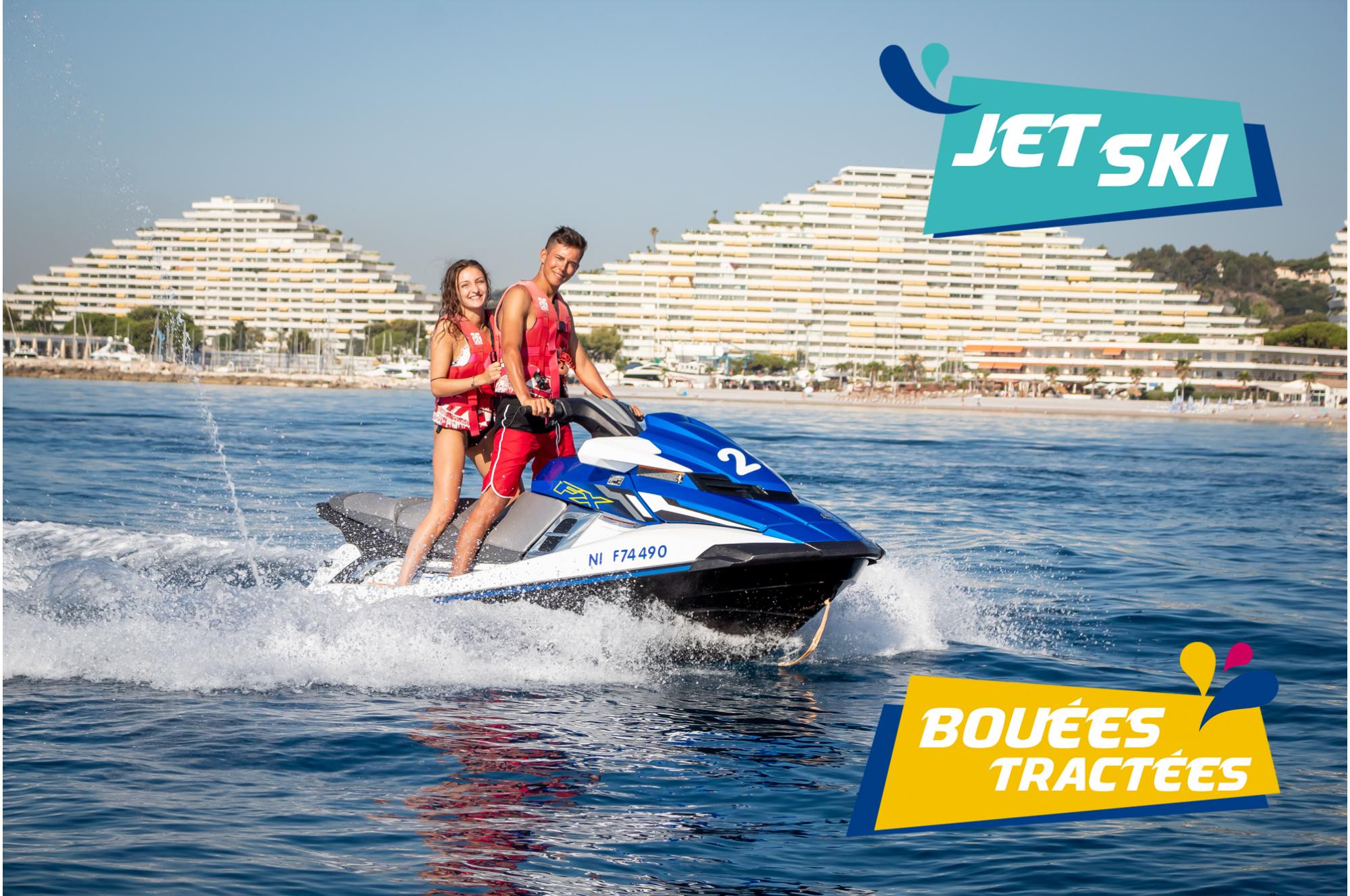 Pack Jet Ski et Bouée