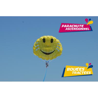 Pack Parachute Ascensionnel et Tour de Bouée