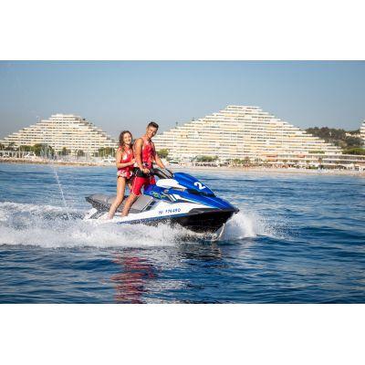 Randonnée Jet Ski vers Cannes ou Monaco
