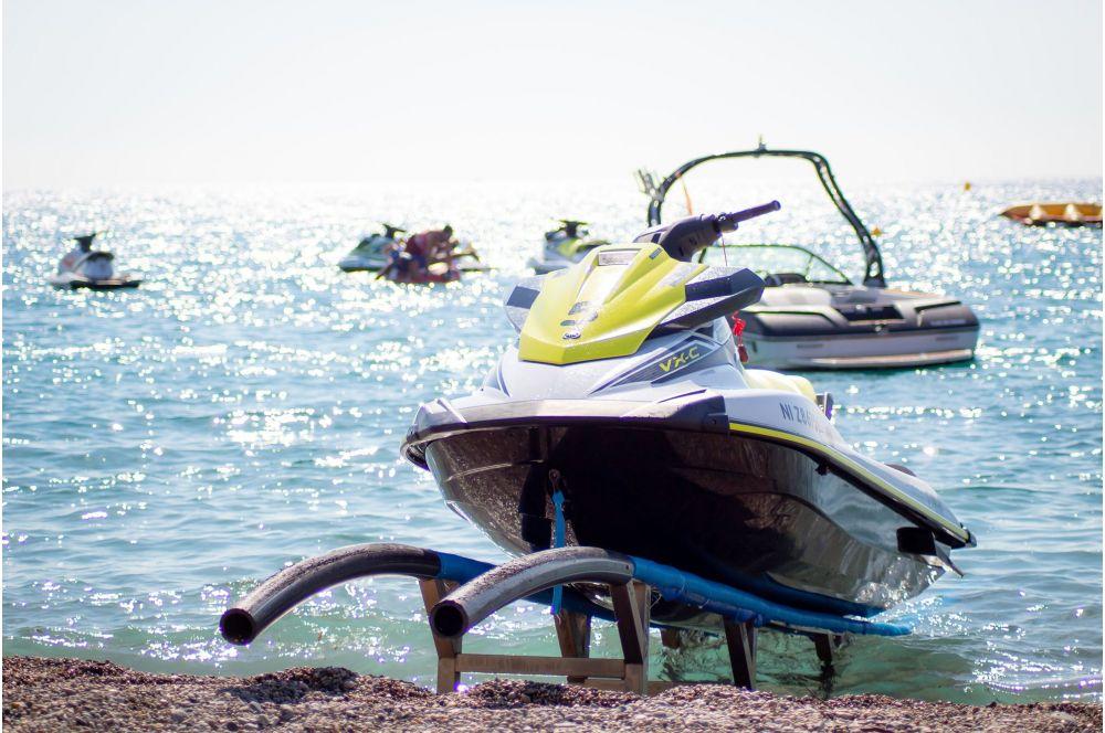 Randonnée Jet Ski Cap d'Antibes